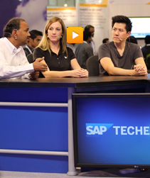 SAP TechEd && d-code Live Studio